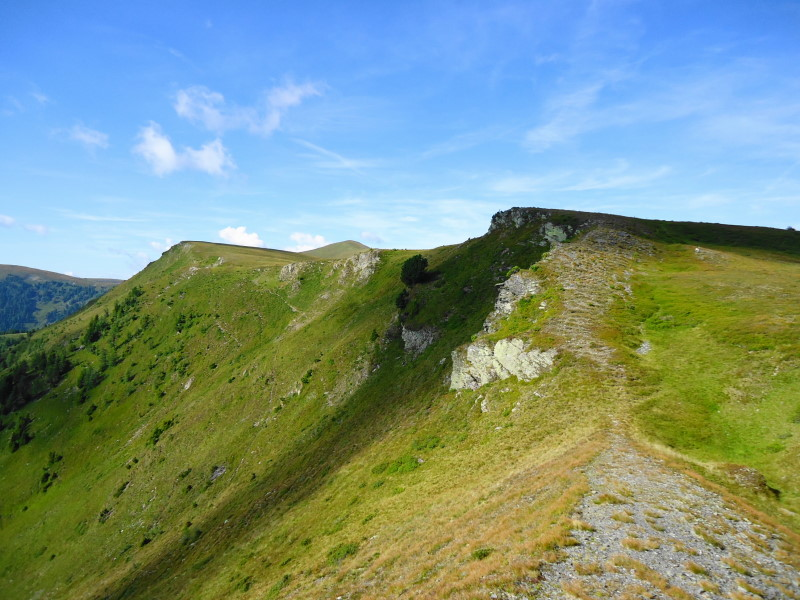 Foto: Günter Siegl / Wander Tour / 7 Gipfel Wanderung / 31.08.2014 21:22:01