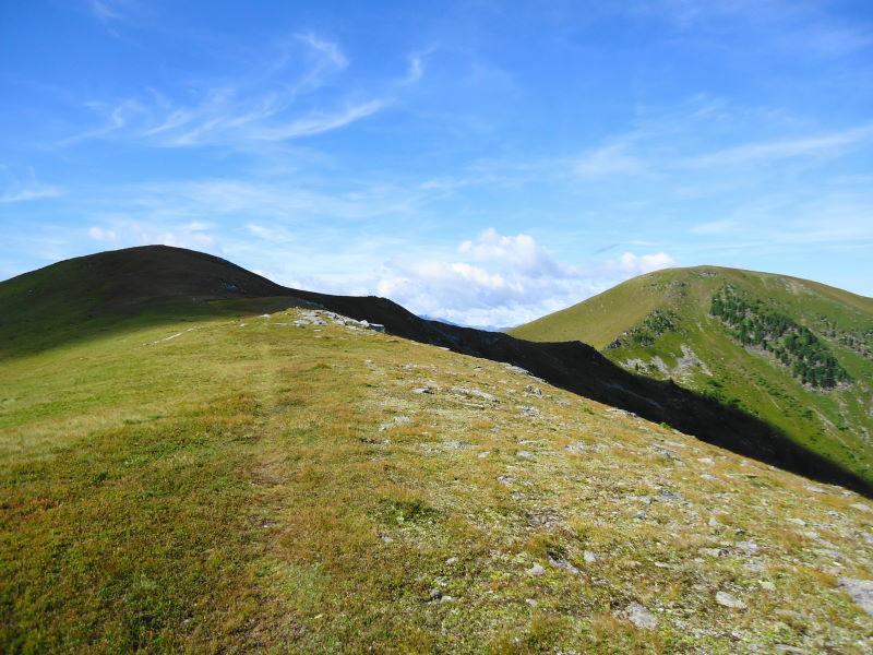 Foto: Günter Siegl / Wander Tour / 7 Gipfel Wanderung / 31.08.2014 21:21:51