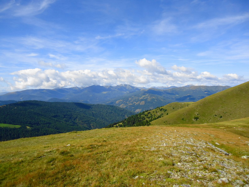 Foto: Günter Siegl / Wander Tour / 7 Gipfel Wanderung / 31.08.2014 21:21:41