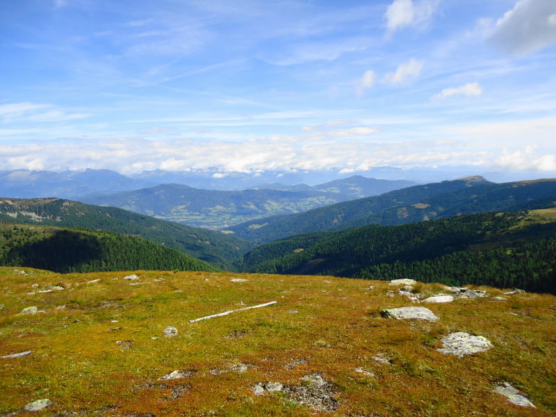 Foto: Günter Siegl / Wander Tour / 7 Gipfel Wanderung / 31.08.2014 21:20:14