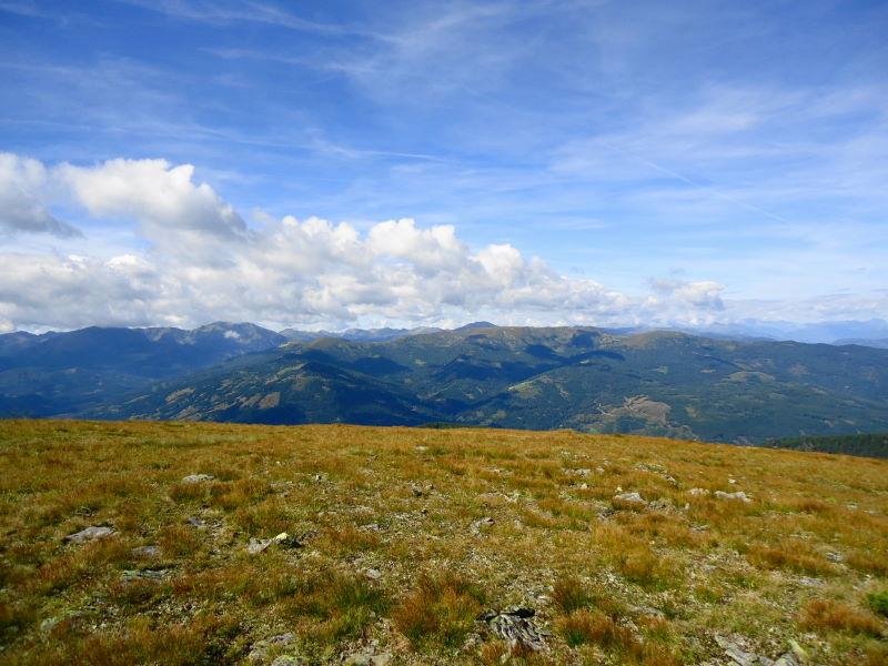 Foto: Günter Siegl / Wander Tour / 7 Gipfel Wanderung / 31.08.2014 21:20:04