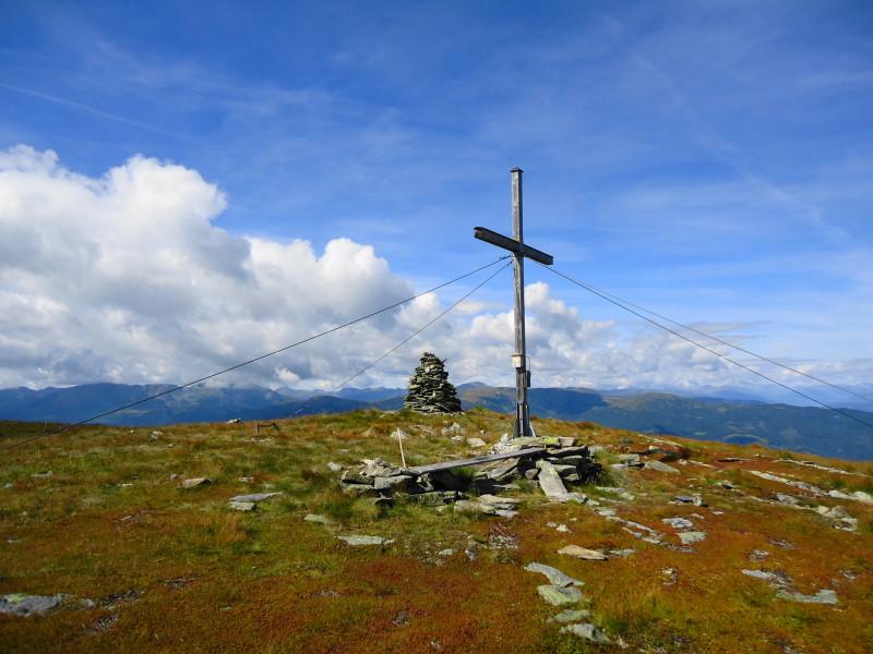 Foto: Günter Siegl / Wander Tour / 7 Gipfel Wanderung / Prankerhöhe / 31.08.2014 21:19:55