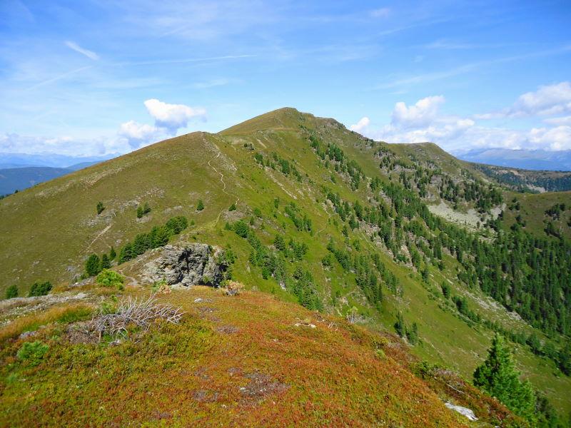 Foto: Günter Siegl / Wander Tour / 7 Gipfel Wanderung / 31.08.2014 21:19:41
