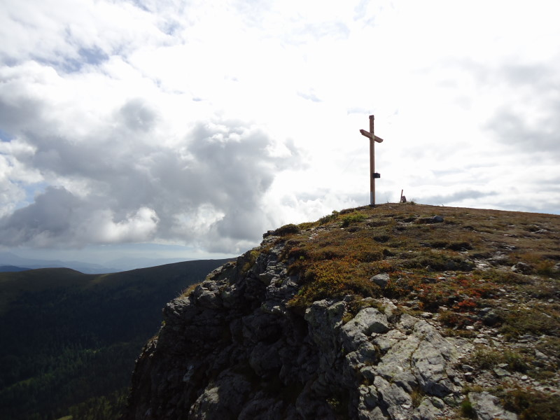 Foto: Günter Siegl / Wander Tour / 7 Gipfel Wanderung / 31.08.2014 21:19:06