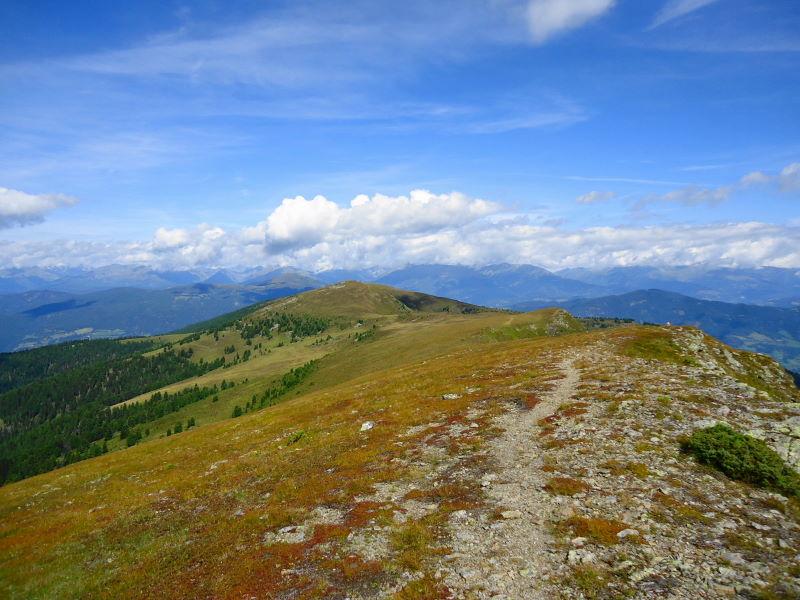 Foto: Günter Siegl / Wander Tour / 7 Gipfel Wanderung / 31.08.2014 21:18:53