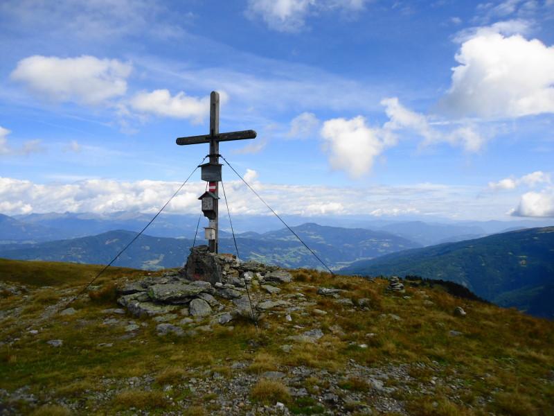 Foto: Günter Siegl / Wander Tour / 7 Gipfel Wanderung / Kirbisch / 31.08.2014 21:18:00