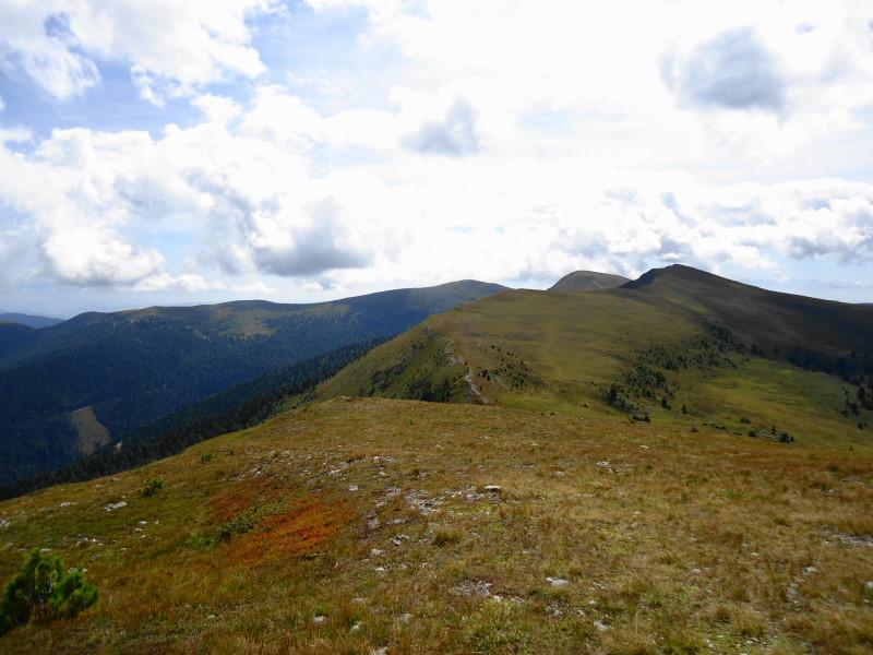 Foto: Günter Siegl / Wander Tour / 7 Gipfel Wanderung / 31.08.2014 21:17:45