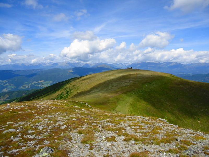 Foto: Günter Siegl / Wander Tour / 7 Gipfel Wanderung / 31.08.2014 21:17:28