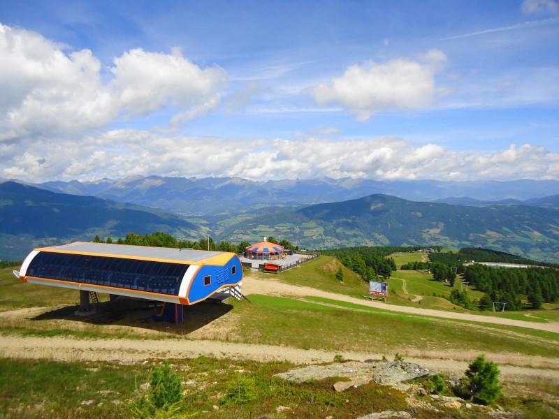 Foto: Günter Siegl / Wander Tour / 7 Gipfel Wanderung / Kreischberg / 31.08.2014 21:16:53