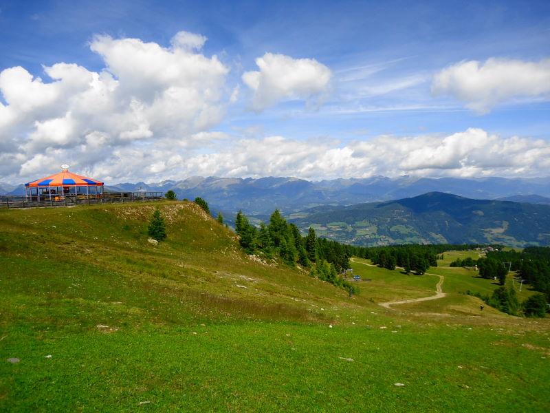 Foto: Günter Siegl / Wander Tour / 7 Gipfel Wanderung / 31.08.2014 21:16:42