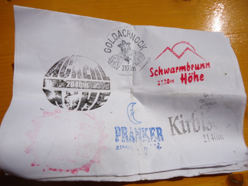 Foto: Günter Siegl / Wander Tour / 7 Gipfel Wanderung / 31.08.2014 21:16:13