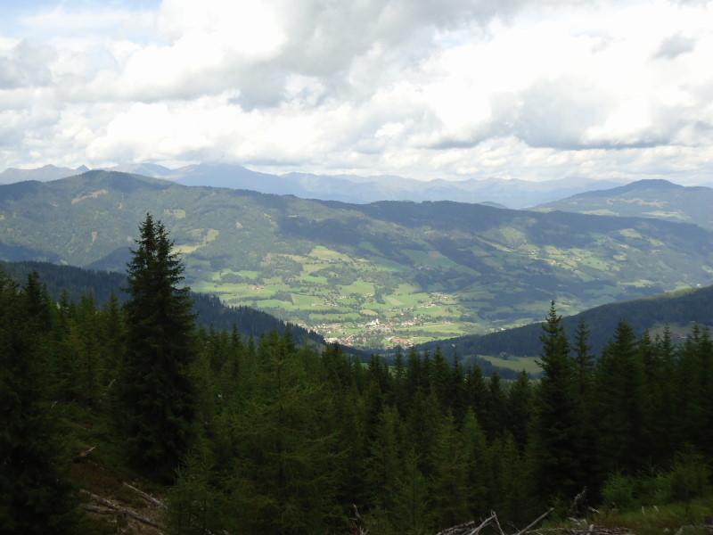 Foto: Günter Siegl / Wander Tour / 7 Gipfel Wanderung / St. Lorenzen ob Murau / 31.08.2014 21:14:58
