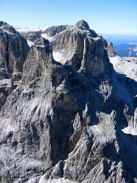 Foto: Andreas Koller / Klettersteig Tour / Piz da Lech (2910m): Südkar-Anstieg oder Klettersteig / Cima Pisadu (2986 m) / 25.09.2008 20:07:44