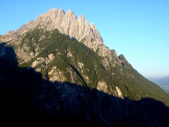 Foto: Manfred Karl / Klettersteig Tour / Laserz Klettersteig / Spitzkofelkamm / 25.09.2008 22:44:30