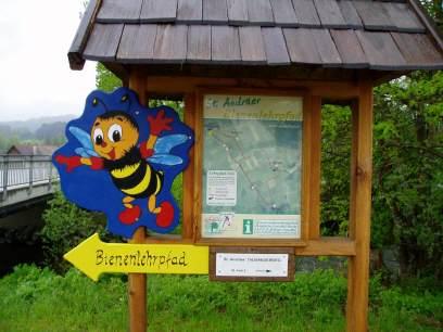 Foto: lavanttal / Wander Tour / St. Andräer Bienenlehrpfad / 07.10.2008 10:30:52