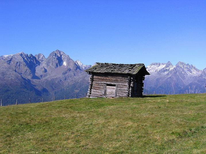 Foto: Andreas Koller / Wander Tour / Vom Glocknerblick auf den Mohar (2604m) / Ausgangspunkt ist dre Gasthof Glocknerblick, der schon tolle Ausblicke bietet / 30.09.2008 22:47:42