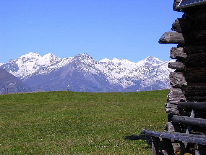 Foto: Andreas Koller / Wander Tour / Vom Glocknerblick auf den Mohar (2604m) / Vom Fuscherkarkopf (3336 m) zum Großen Wiesbachhorn (3570 m) / 30.09.2008 22:46:50