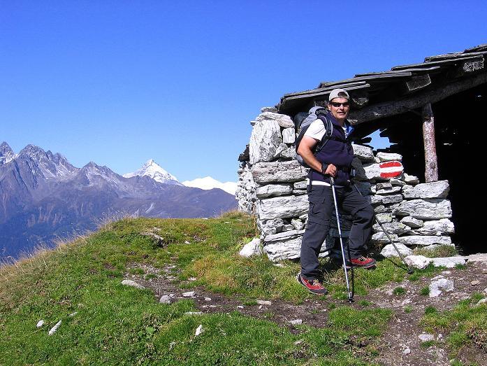 Foto: Andreas Koller / Wander Tour / Vom Glocknerblick auf den Mohar (2604m) / Abwechslungsreicher Anstieg zum Mohar-Kreuz / 30.09.2008 22:45:02