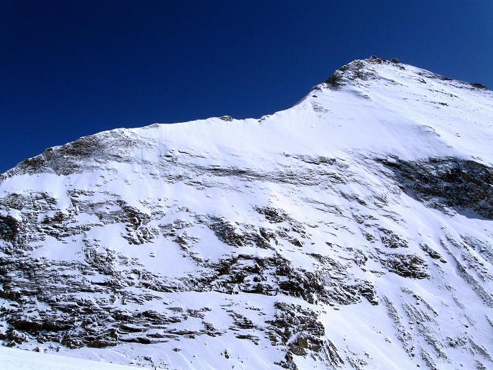 Foto: Andreas Koller / Wander Tour / Fuscherkarkopf (3336m) - Überschreitung / Der NW-Grat des Fuscherkarkopfes / 02.10.2008 02:56:12