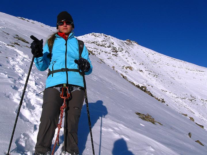 Foto: Andreas Koller / Wander Tour / Fuscherkarkopf (3336m) - Überschreitung / Abstieg am S-Grat in die Gamsgrube / 02.10.2008 02:49:40