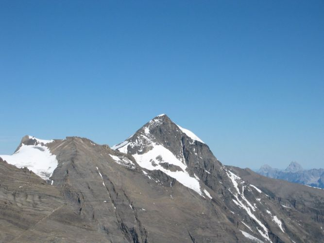 Foto: Gernot Huber / Wander Tour / Fuscherkarkopf (3336m) - Überschreitung / Großes Wiesbachhorn / 28.01.2011 14:52:27