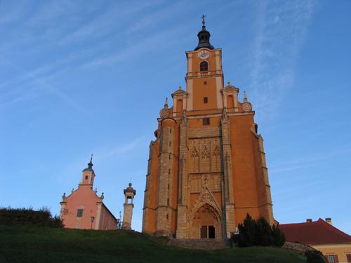 Foto: NaturparkPöllauerTal / Wander Tour / Wallfahrerweg: Pöllau - Pöllauberg - Pöllau / Wallfahrtskirche Pöllauberg, (c) TV Naturpark Pöllauer Tal / 02.10.2008 08:56:34