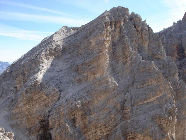 Foto: Manfred Karl / Klettersteig Tour / Via ferrata Ivano Dibona / Cristallino d´Ampezzo / 04.10.2008 16:21:37