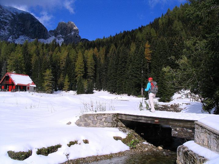 Foto: Andreas Koller / Klettersteig Tour / Ferrata Enrico Contin (2240m) / Malga Winckel / 06.10.2008 19:49:54