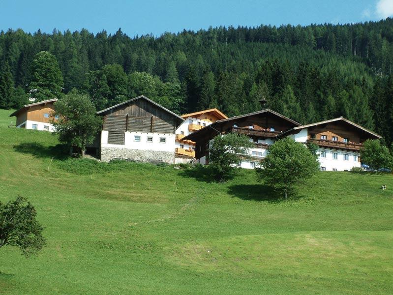 Foto: Tourismusverband Radstadt / Wander Tour / Eckwaldweg zum Gasthof Bliembauer / 09.10.2008 12:35:39