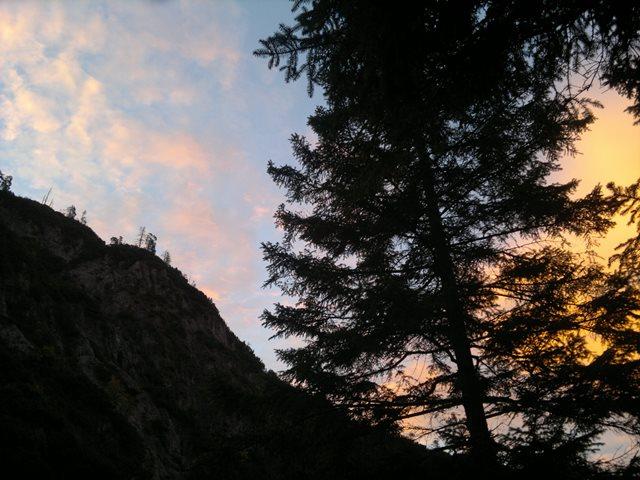 Foto: goldengel80 / Klettersteig Tour / Über den Wildental Klettersteig auf das Persailhorn / 05.10.2013 10:34:28