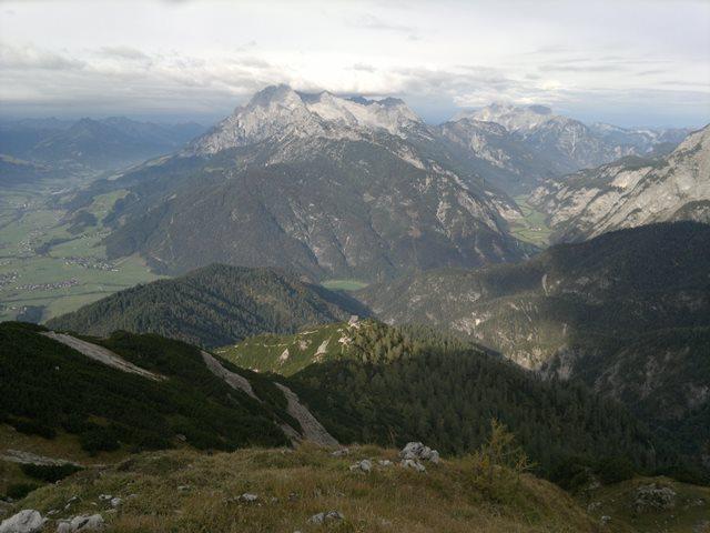 Foto: goldengel80 / Klettersteig Tour / Über den Wildental Klettersteig auf das Persailhorn / 05.10.2013 10:34:46