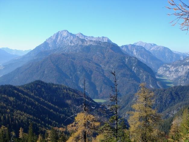 Foto: Manfred Karl / Klettersteig Tour / Über den Wildental Klettersteig auf das Persailhorn / Leoganger Steinberge / 11.10.2008 21:55:35