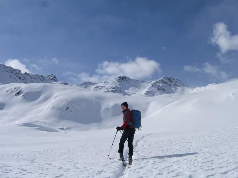 Foto: Andreas Kleinwächter / Ski Tour / Hochkreuz (2709) / 20.10.2008 12:15:16