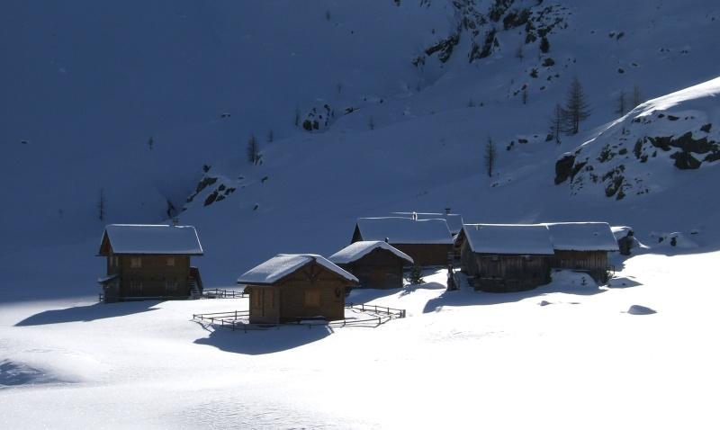 Foto: Andreas Kleinwächter / Ski Tour / Hochkreuz (2709) / 20.10.2008 12:15:47