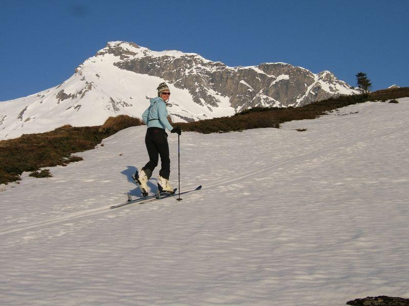 Foto: Andreas Kleinwächter / Ski Tour / Romatenspitze (2.696) / 20.10.2008 12:23:26