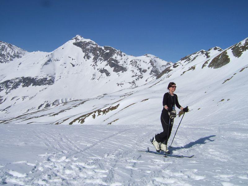 Foto: Andreas Kleinwächter / Ski Tour / Romatenspitze (2.696) / 20.10.2008 12:23:33