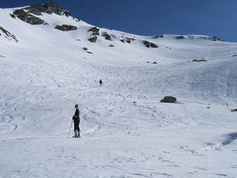 Foto: Andreas Kleinwächter / Ski Tour / Romatenspitze (2.696) / 20.10.2008 12:23:39