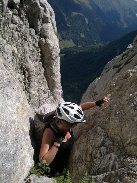 Foto: goldengel80 / Klettersteig Tour / Cellon Stollen und Steinbergerweg (2241 m) / 03.10.2013 09:36:28