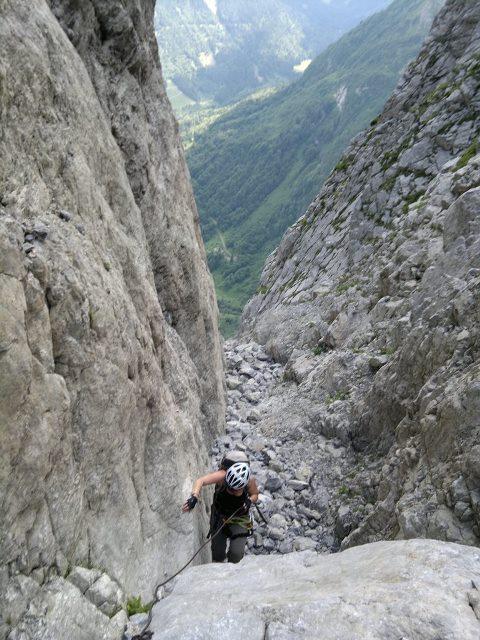 Foto: goldengel80 / Klettersteig Tour / Cellon Stollen und Steinbergerweg (2241 m) / 03.10.2013 09:36:12