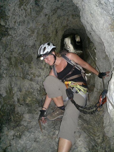 Foto: goldengel80 / Klettersteig Tour / Cellon Stollen und Steinbergerweg (2241 m) / 03.10.2013 09:54:20