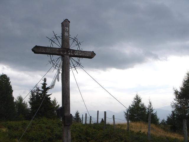 Foto: berglerin / Wander Tour / Trattnerkogel / Am Kramerkogel, 30 Minuten vom Trattner Kogel / 03.08.2009 20:00:55