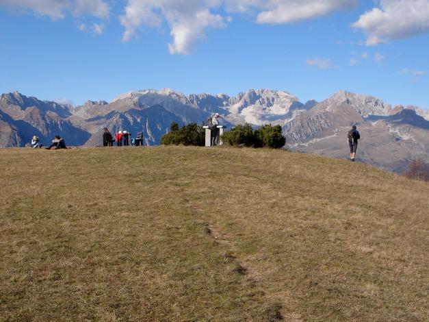 Foto: Manfred Karl / Klettersteig Tour / Via ferrata Ernesto Che Guevara / Gipfelschau / 28.10.2008 11:09:21