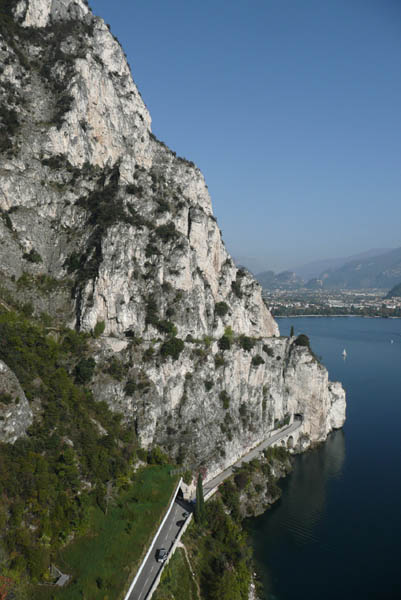 Foto: Lenswork.at / Ch. Streili / Mountainbike Tour / Von Riva nach Pregasina / 28.10.2008 14:00:48