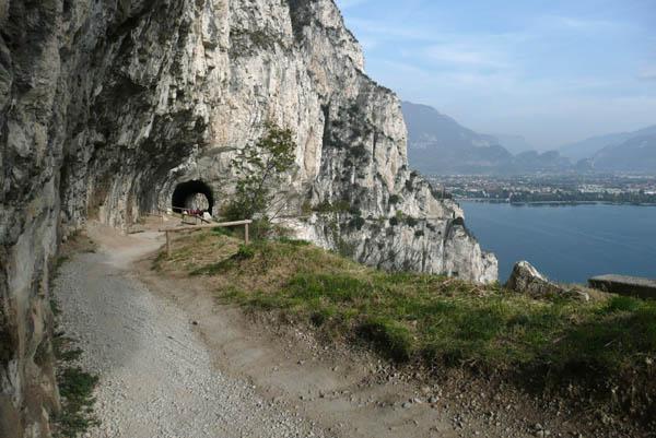 Foto: Lenswork.at / Ch. Streili / Mountainbike Tour / Von Riva nach Pregasina / 28.10.2008 14:00:44