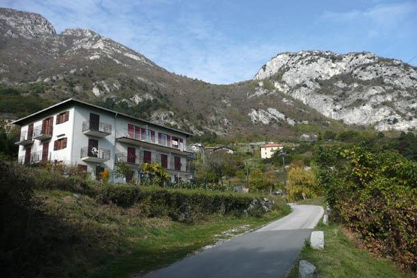 Foto: Lenswork.at / Ch. Streili / Mountainbike Tour / Von Riva nach Pregasina / 28.10.2008 14:00:34