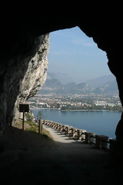 Foto: Lenswork.at / Ch. Streili / Mountainbike Tour / Von Riva nach Pregasina / 28.10.2008 14:00:28