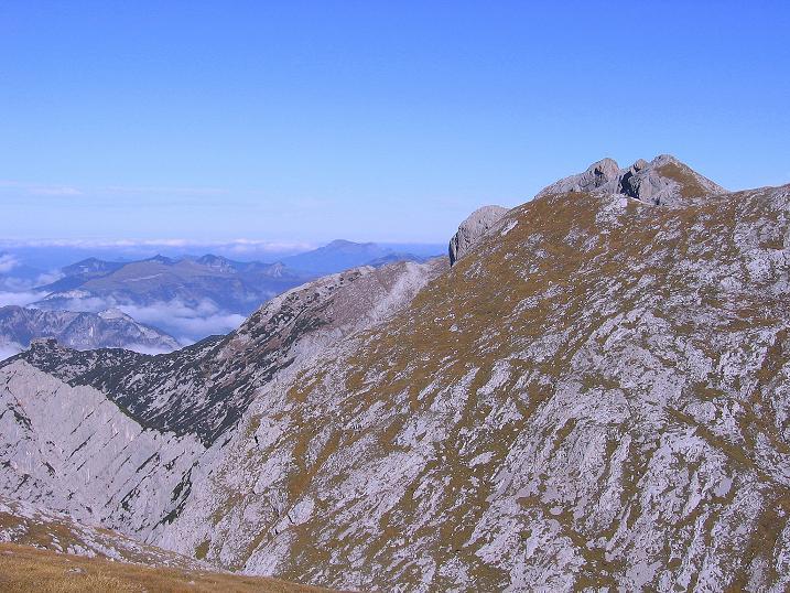 Foto: Andreas Koller / Klettersteig Tour / Hochkogelklettersteig (2303m) / Tiroler Kogel (2322 m) und Osterhorngruppe / 28.10.2008 22:21:28