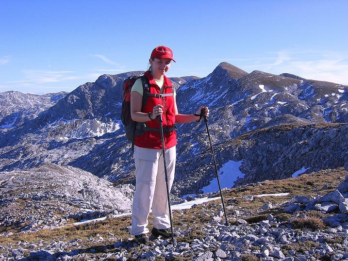 Foto: Andreas Koller / Klettersteig Tour / Hochkogelklettersteig (2303m) / Im Herz des Tennengebirges am Windischkogel / 28.10.2008 22:19:36