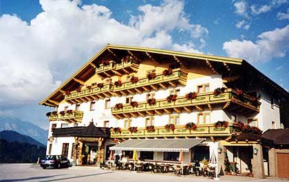 Foto: Tourismusverband Radstadt / Wander Tour / Zur Trinkeralm über Gasthof Innviertler / Gasthof Innviertler / 30.10.2008 11:30:23