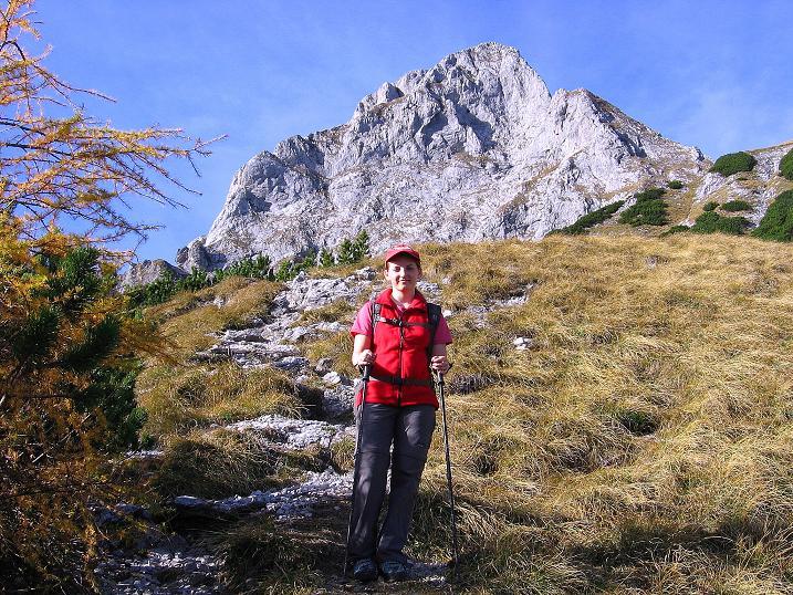 Foto: Andreas Koller / Wander Tour / Admonter Reichenstein (2251m) / Abstieg zur Mödlinger Hütte / 04.11.2008 20:57:30